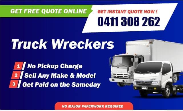 Citroen Truck Wreckers