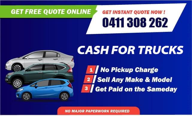 Cash For Fuso Trucks