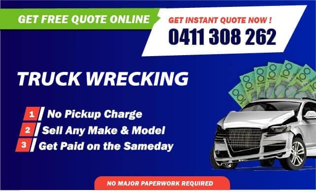 Mercedes Truck Wreckers