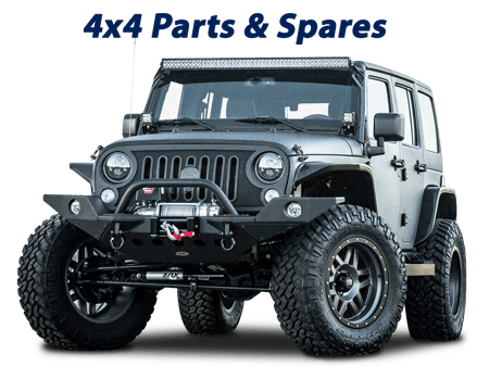 4X4 Used Auto Parts Spares