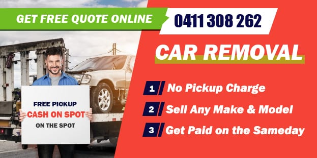 Car Removal Wantirna