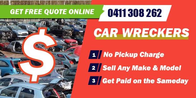 Car Wreckers Monbulk