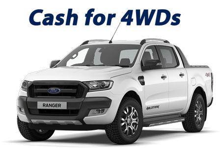 Cash For 4Wds