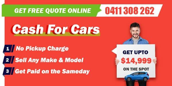 Cash For Cars Diamond Creek