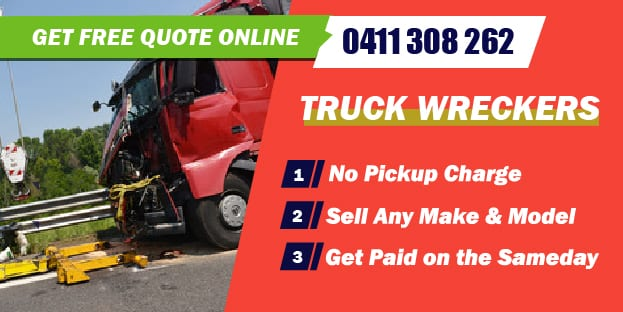 Truck Wreckers Ashburton