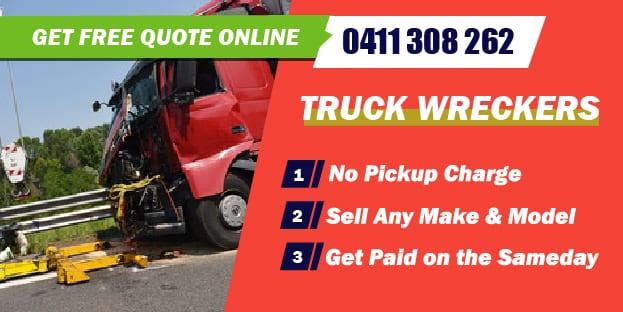 Truck Wreckers Canterbury