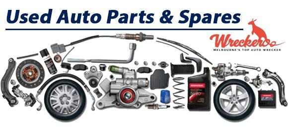Used Isuzu D-Max Auto Parts Spares