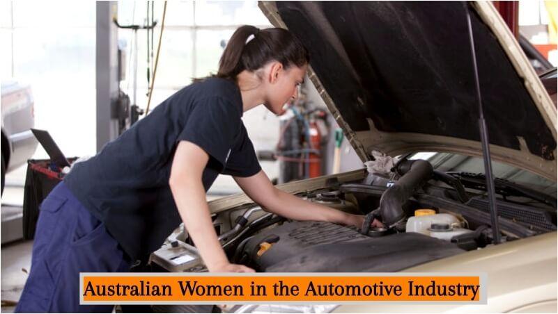 Australian Women In The Automotive Industry