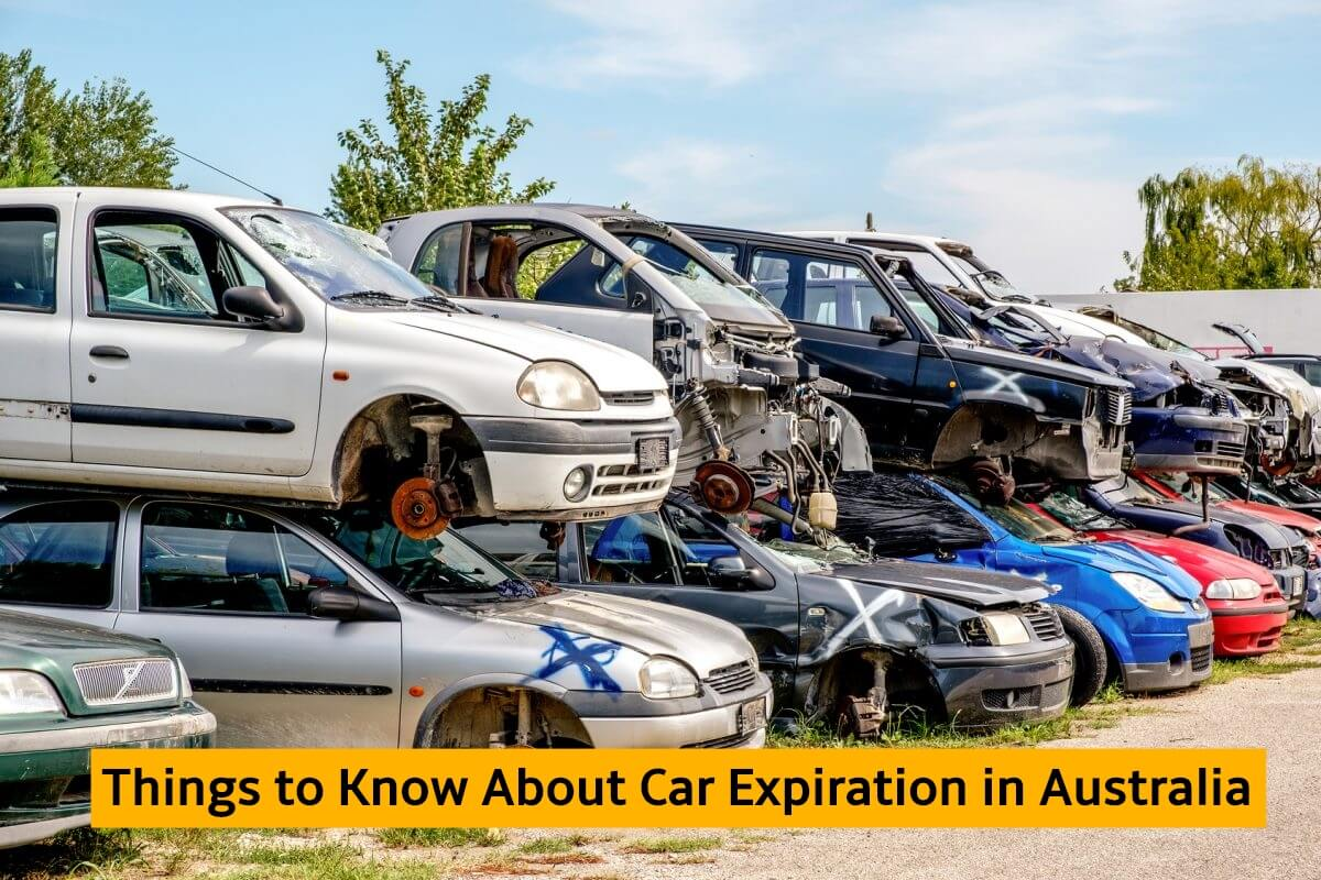 Things to Know About Car Expiration in Australia