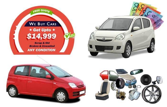 Daihatsu Charade Wreckers and Auto Recyclers