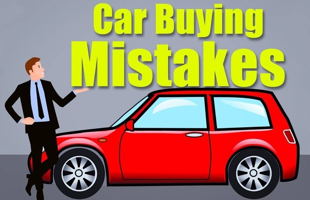 Common Mistakes First Time Car Buyers Make 1