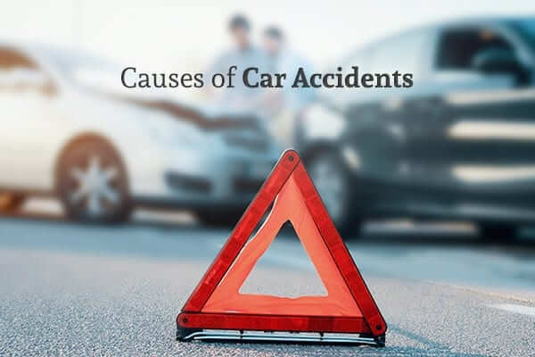 Most Common Reasons for Driving Accidents