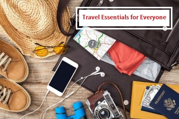 Travel Essentials for Long Journey