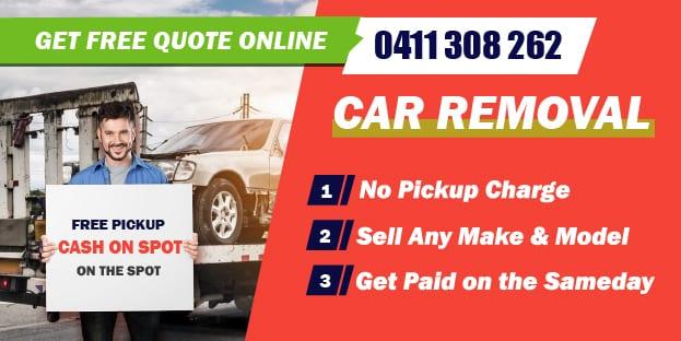 car removal st kilda
