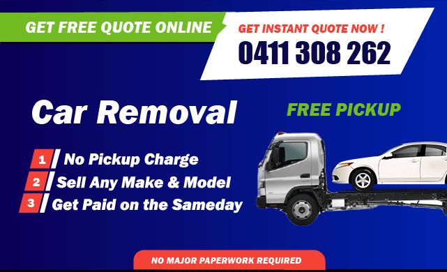 citroen car removal